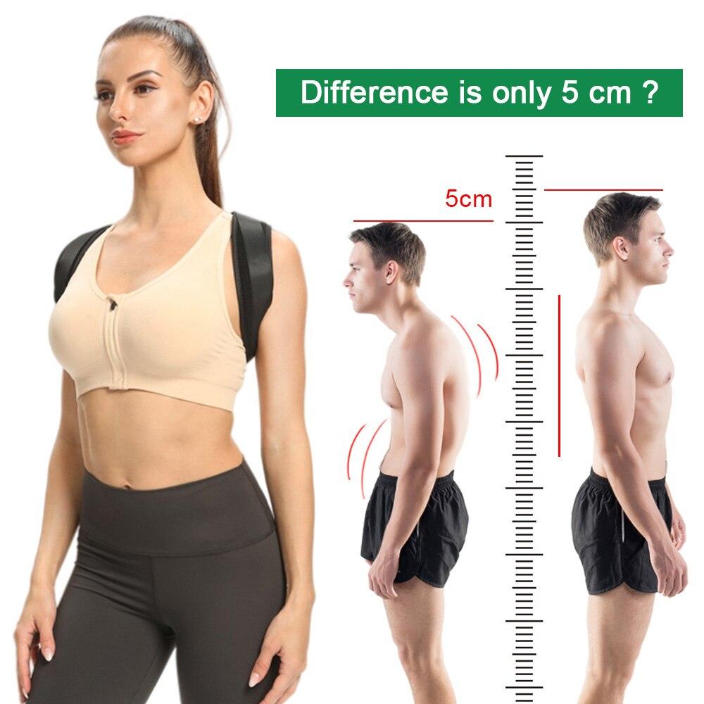 Регулируемый корректор для осанки спины и плеч 2