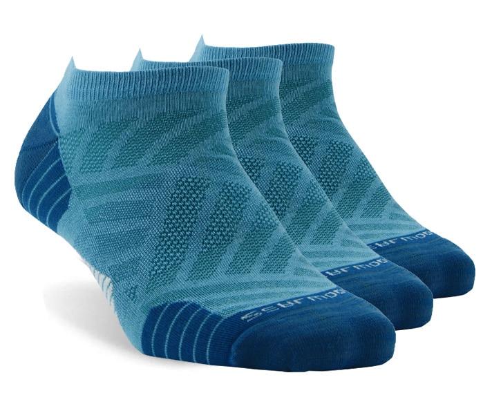 3 pair blue