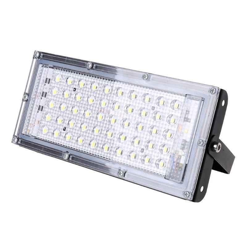 50 Вт светодиодов прожектор светильник AC 220 В настенный Открытый