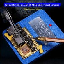 Entlöten Rework Station Intelligente Heizung Plattform Für iPhone X XS MAX Motherboard Schichtung Separator Demontage Werkzeuge