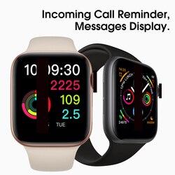 IWO 11 seria W54 inteligentny zegarek IP68 wodoodporny sport Bluetooth sport smartwatch monitorujący tętno funkcja monitorowania dla mężczyzn w Inteligentne zegarki od Elektronika użytkowa na
