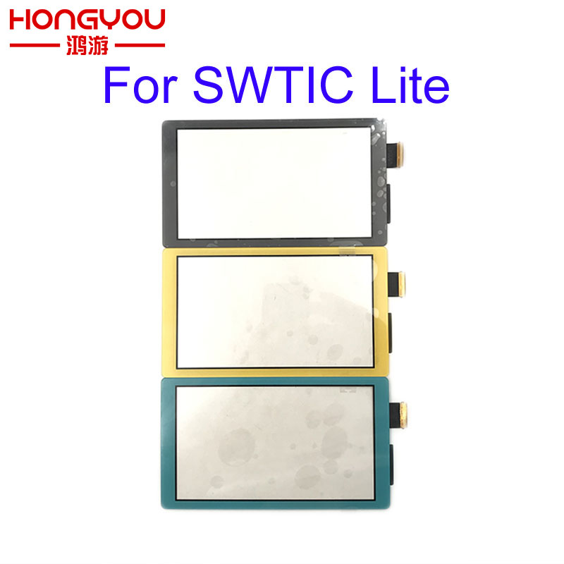 Original LCD Display Touch Screen For Nintendo Switch Lite Touch Screen Digitizer For Switch NS Cover Panel Game Console