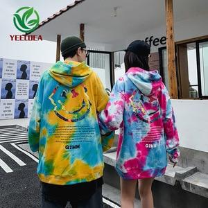 Image 3 - 2019 Dropshipping Sudadera con capucha Retro otoño invierno con capucha de camuflaje para hombre y mujer