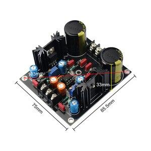 Image 5 - GHXAMP LM317 LM337 مرشح تصحيح مؤازر لوحة إمداد الطاقة تيار متردد إلى تيار مستمر جديد