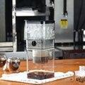 ABRA-Бытовая кофейник со льдом в Корейском стиле  стеклянная кофейная машина для льда  маленькая капельная кофейная машина холодного извлече...