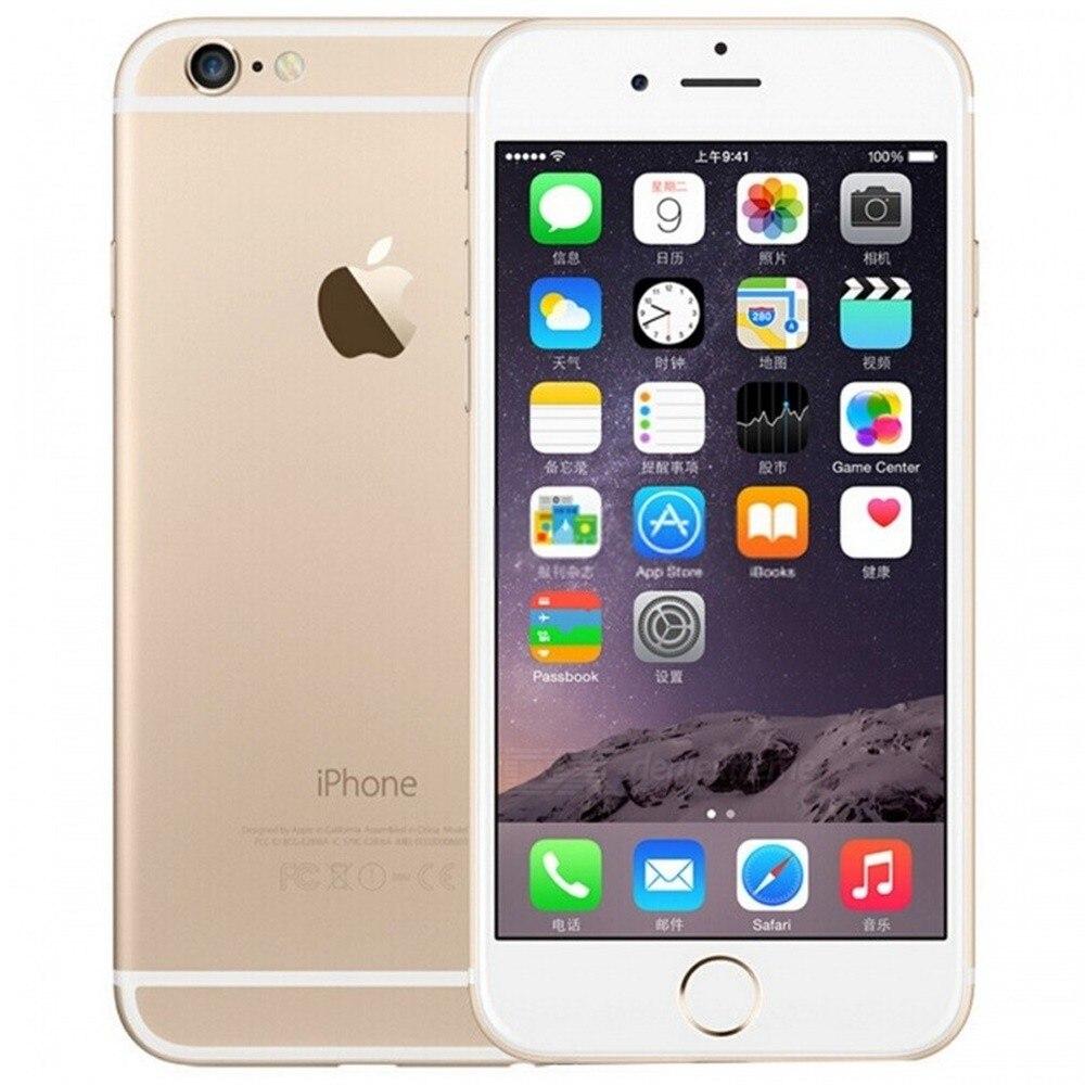 Refurbished Apple IPHONE 6 PLUS Smartphone 16GB / 64GB / 128GB ROM 5.5 Screen Mobile WIFI GPS 4G LTE Smart Phone Iphone 6 Plus