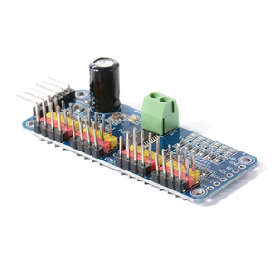 PCA9685 16 channel 12 bit led PWM driver servo motor IIC interface I2C Module for Arduino Robot TE477