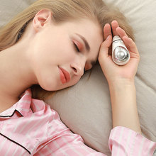 Health Care Sleep Aid Home Portable HandHeld Sleep Instrument Insomnia Therapy Low Frequency Black Technology Sleeping Machine