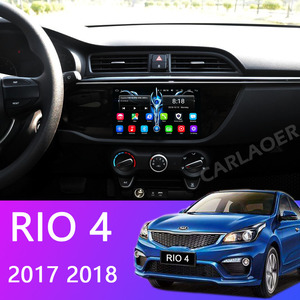 Image 3 - Car Radio For KIA RIO 3 4 2010 to 2016 2017 Car Android Multimedia Video Player Navigation GPS Bluetooth autoradio stereo 2 din