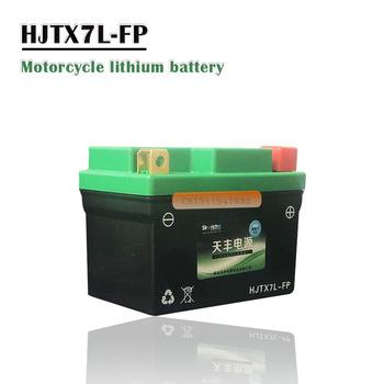 12V X7L wysokiej jakości urządzenie do awaryjnego uruchamiania motocykla lifepo4 akumulator litowo-jonowy z BMS i ponad 2000 razy cyklu darmowa dostawa! tanie i dobre opinie EASTFIRE HJTX7L-FP Li-ion 3001-3500 mAh CN (pochodzenie) Tylko baterie Pakiet 1 113x69x85mm Voltage 12VSuitable for motorcycle starting li-ion battery 12V