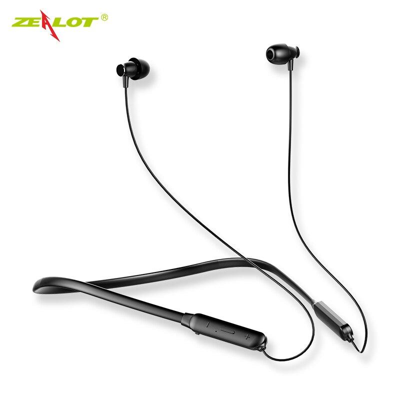 ZEALOT H15 Bluetooth Kopfhörer Sport Drahtlose Kopfhörer 8Hrs Gesprächszeit Neckband Stereo Headsets Lauf für handy
