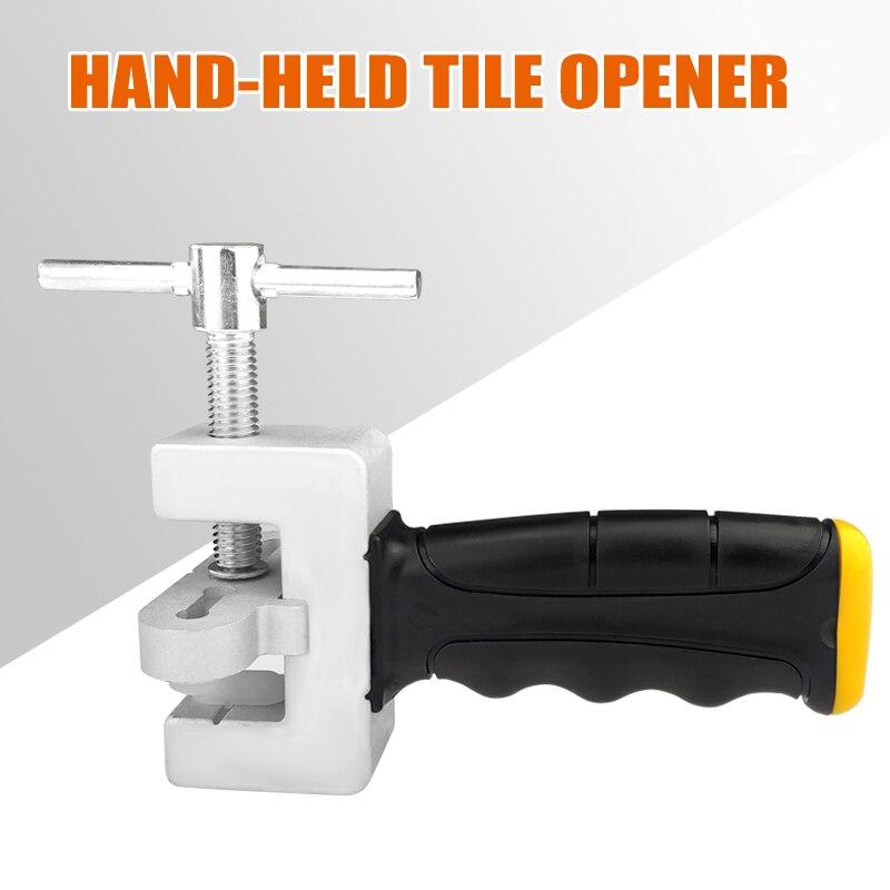Hand-Held Glass Tile Opener User-friendly Wear Resistant Quickly Break Tiles QP2