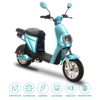 GTR6  350W 48V Electric Bicycles Bike For Adult Women Men Removbale Battery Lithium Electric Motorcycle Scooter Two Wheels