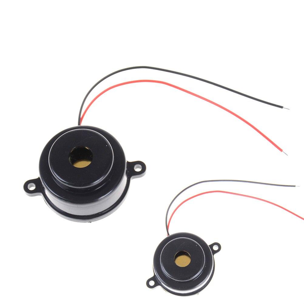 1 шт., электронный звуковой сигнал, постоянный ток 12 В, 105 дБ