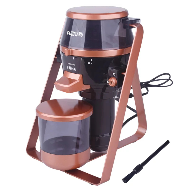 coffee bean grinding machine Home grinding electric hand punch coffee bean powder grinding machine Small slow grinder 220v