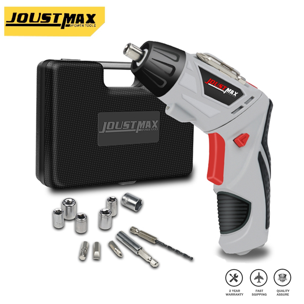 4.8V  Electric Screwdriver Rechargeable Portable Radio Drill Set Rotary Handle Power Tool