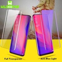 2 Pcs UV Liquid Full Glue Matte Glass For Samsung Note 10 Plus Screen Protector For Galaxy S10 Plus S9 Note 9 Anti Glare Film|Phone Screen Protectors|   -