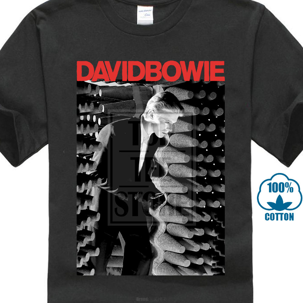David Bowie Station To Station Licensed Adult T Shirt