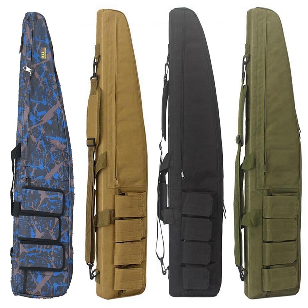 95CM/70CM/120CM Outdoor Hunting Gun Bag Combat Military Shotgun Bag Rifle Gun Holster Bag Case For Paintball