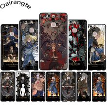 Anime Fullmetal Alchemist Soft Silicone Phone case for