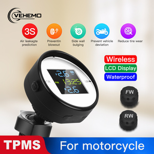 Tire Pressure Monitoring TPMS
