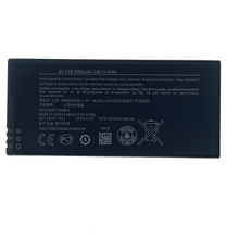 2pcs NEW Original 3000mAh BV-T4B Battery For NOKIA  High Quality + Tracking Number