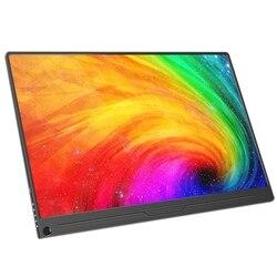 15,6 дюймов 4K Тип C портативный HDR игровой монитор для PS4 Pro xbox NS ПК ноутбук полный новый ips экран США штекер