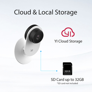 Image 5 - YI Home Camera 3 1080P AI Powered Security Surveillance System Indoor House Cam Magnetic Stand Human Detection 2 Way Audio Cloud