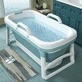 Extra grande banheira de banho adultos baignoire adulte portátil dobrável banheira adulto sauna banheira de banho inflável adultos