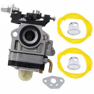 Carb de carburador universal 10mm, para aparador universal de borda, aparador de motosserra, cortador de peças