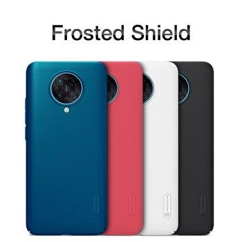 Перейти на Алиэкспресс и купить Чехол для xiaomi Poco F2 Pro Poco F2 Pro, суперматовый защитный жесткий чехол NILLKIN для задней панели телефона PocoPhone F2 Pro