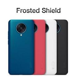 На Алиэкспресс купить чехол для смартфона for xiaomi poco f2 pro case poco f2 pro cover nillkin super frosted shield hard back cover phone case for pocophone f2 pro