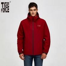 타이거 포스 2019 코 튼 패딩 남자 봄 자 켓 남자의 스포츠 용 재킷 캐주얼 패션 폭탄 재킷 고품질 남자 코트 겉옷
