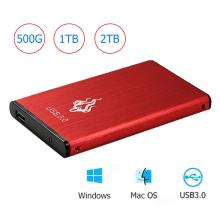 Portable 2.5 inch HDD External Hard Drive USB 3.0 SATA III 500GB/1TB/2TB 2.5