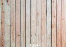 SHENGYONGBAO Vinyl Custom Photography Backdrops Prop  Wood planks board Theme Photo Studio Background MB-62