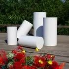 Стенд Grand Event торт еда конфеты дисплей железный металлический каркас Свадебный круглый стол цилиндрический детский душ колонна украшение с...