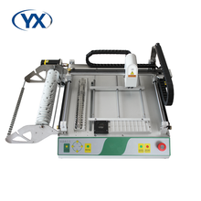 Surface Mount System,SMT,SMD Components Manual Pick and Place Machine, 0402,0603,BGA,TVM802A SMD LED Machine