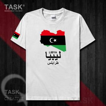 Libya Arabic Islam Tripoli mens t shirt new Tops t-shirt Short sleeve clothes sweatshirt national team country summer Fashion 50 image