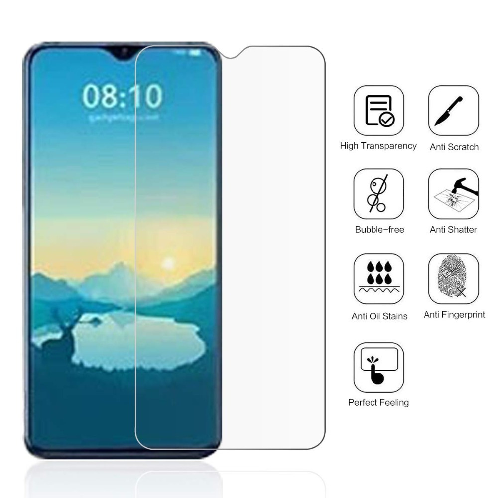 9H Protective Glass for Samsung Galaxy A80 A70 A60 A50 A40 A30 A20 A20e A10 M10 M20 M30 A50 Screen Protector Film Tempered Glass in Phone Screen Protectors from Cellphones Telecommunications