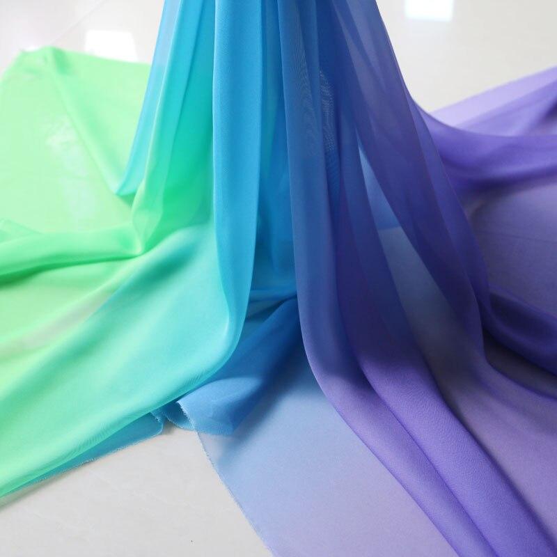 Vert tissu polyester doux crème Polka Dot Craft Costume £ 1.99 par mètre