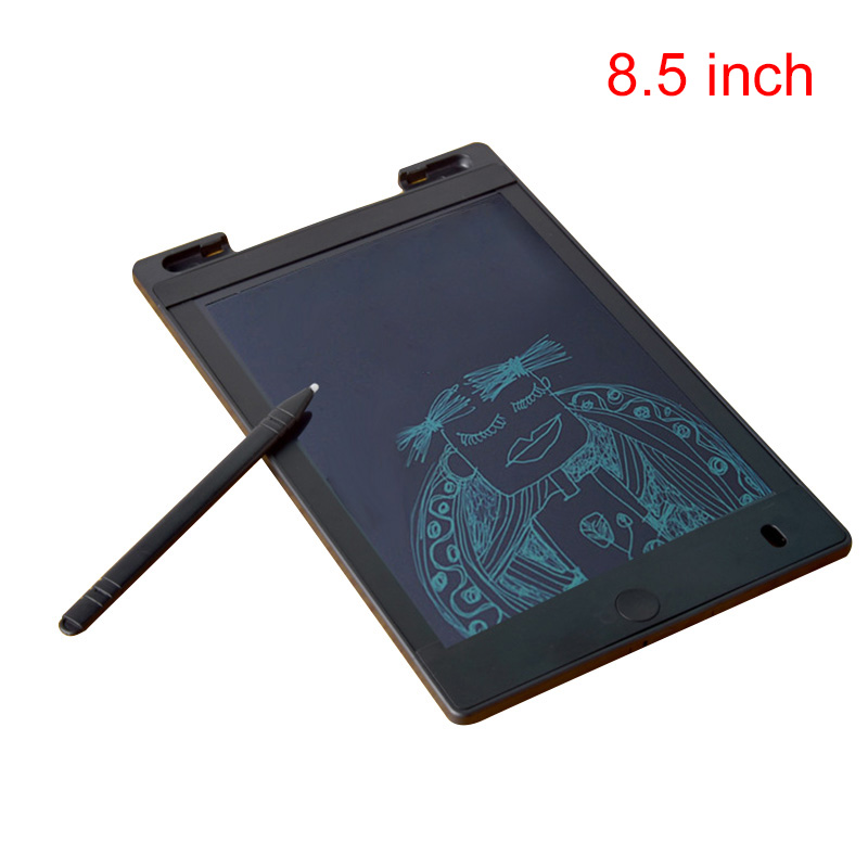 8.5inch Digital Graphics Tablet LCD Writing Tablet Erasable Tablet Electronic Drawing Tablet Pad Board For Kids With Pen