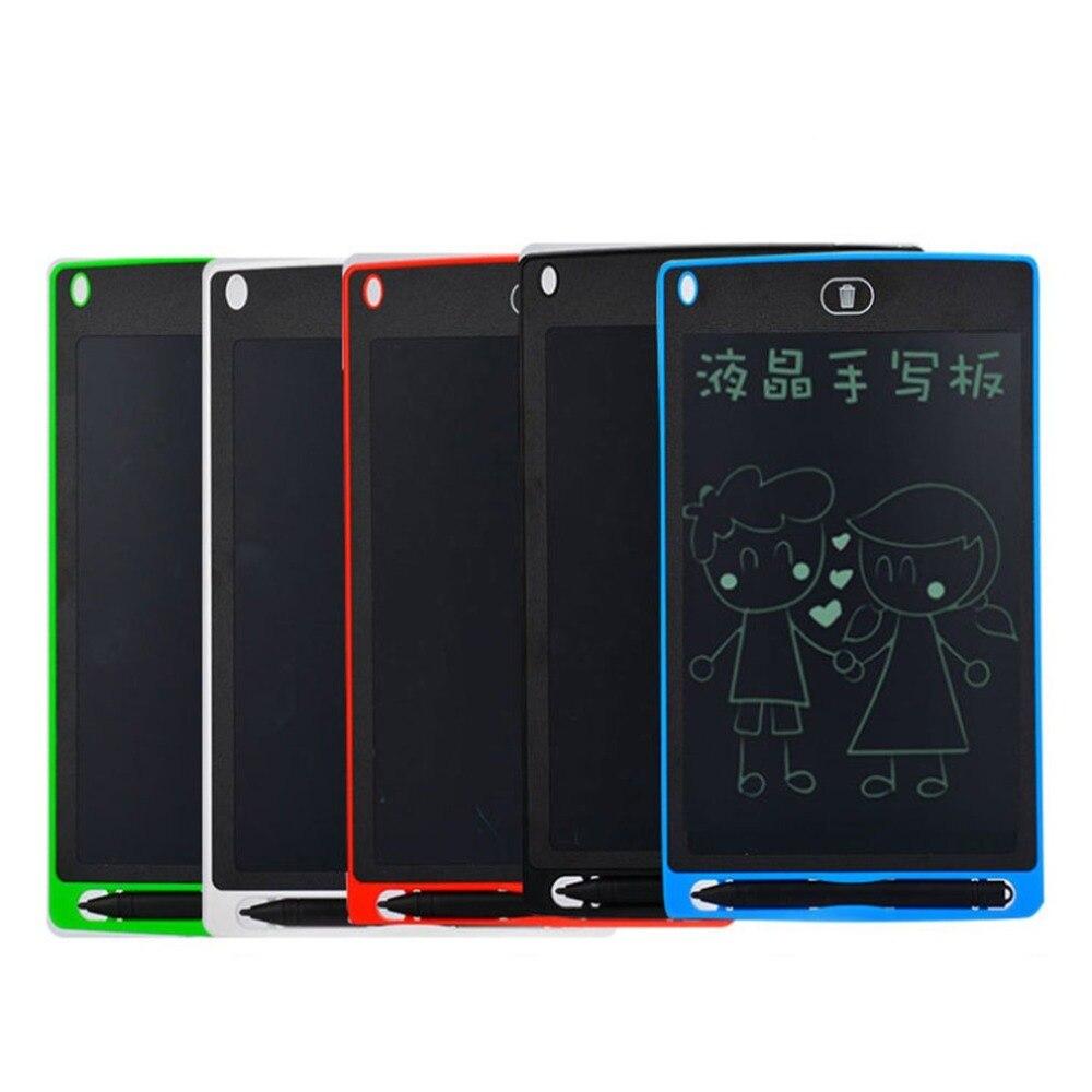 Creative Electric LCD Screen Writing Pad Digital Children Drawing Pad Handwriting Board Portable Home Electric Board