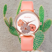 цена на Reloj De Mujer Luxury Style Women Watch Ladies Quartz Watches Leather Wristwatch Relojes Para Mujer Reloj Mujer Montre Clock