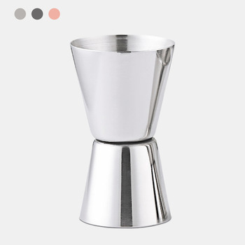 15/30ML Double Sided Cocktail Liquor Stainless Steel Measuring Cup 0.5oz/1oz Bartender Drink Mixer Jigger Shot Bar Measure image