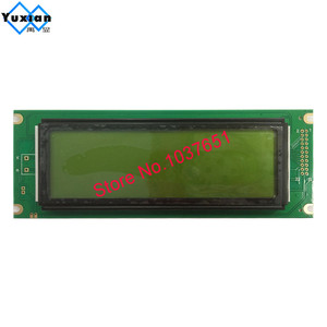 Image 4 - 24064 240*64 lcd display panel green blue screen  graphic module UCI6963 or T6963  LCM24064 2 LM24064DBY  free shipping 1pcs