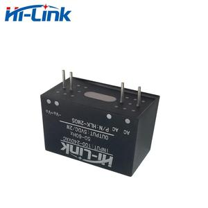 Image 5 - Free Shipping Hi Link Original Ultra Small Size AC DC Converter Module 2W 5V Output 5pcs/Lot
