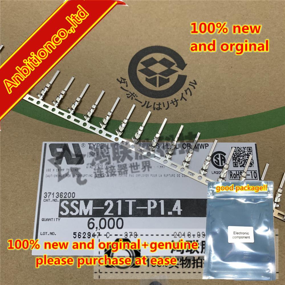20pcs 100% New Original Connector SSM-21T-P1.4 Terminal In Stock