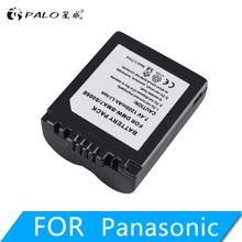 PALO 1200mAH CGA-S006E S006E Li-ion Battery For Panasonic Lumix DMC-FZ7 FZ8 FZ18 FZ35 FZ28 FZ38 FZ30 Camera Replacement Batteria цена