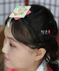 Zuid-korea Geïmporteerd Haarband Touw Oude Aziatische Haaraccessoires Stage Hoofdtooi Nieuwste Meisjes Haar Accessoires Hoofdbanden