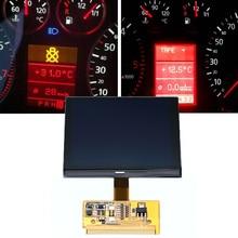 Для audi a6 c5 ЖК-дисплей A3 S3 S4 S6 VDO дисплей для Audi VDO ЖК-кластер теперь цифровая панель ремонт пикселей